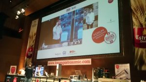 Jordi Roca (Fórum Gastronómico Girona 2015)