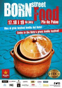 Cartel 3a Edición Born Street Food