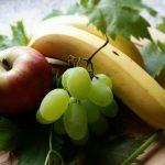 fruta para smoothie