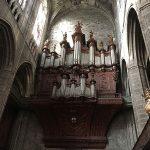 Catedral Narbonne (órgano)