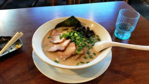 Ramen, gastronomía japonesa