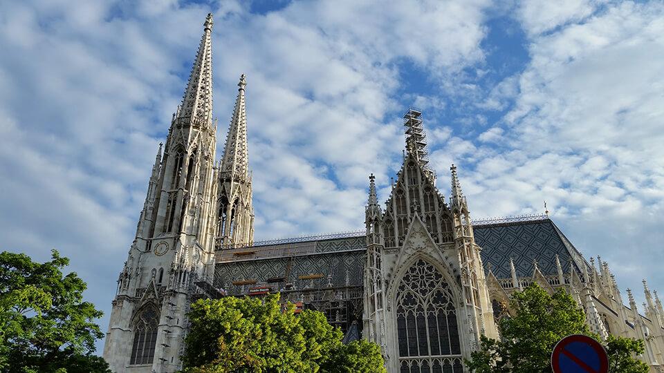Votiv Kirche (Viena)