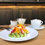 Desayuno healthy (Bar Sideral)