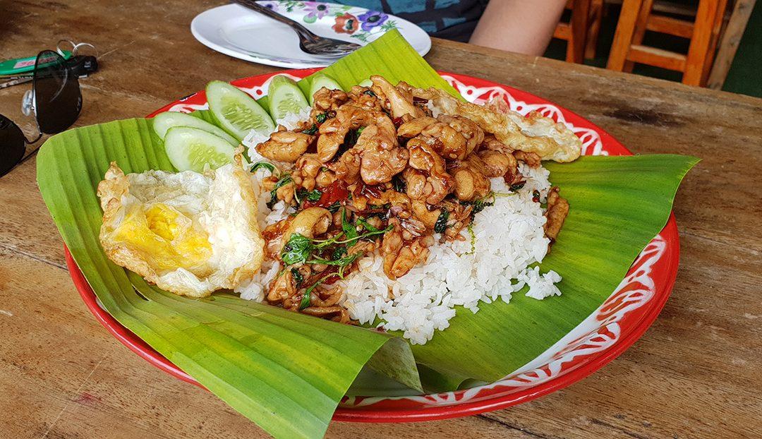 Aroy! 2 Semanas de Ruta gastronómica por Tailandia
