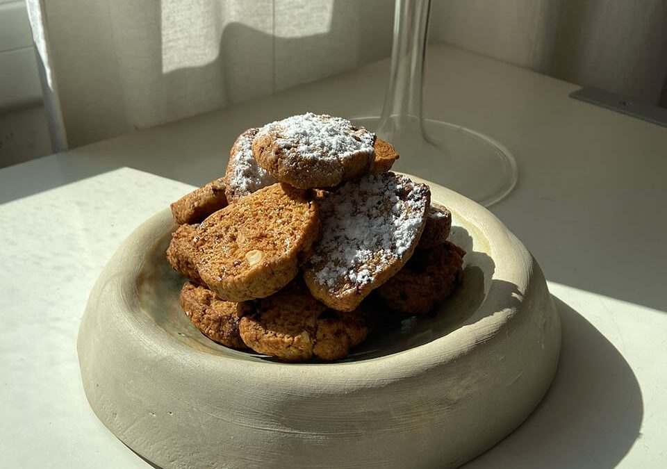 Receta de cookies rápida
