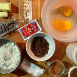 Receta de cookies (ingredientes)