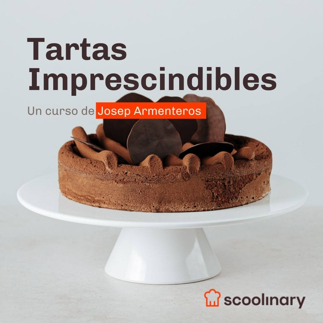 Curso tarta imprescindibles por Josep Armenteros