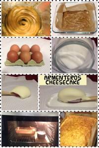 Armenteros cheesecake