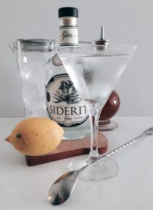 Siderit Dry Martini