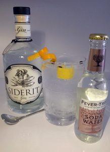 Siderit Gin Soda