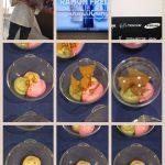 Snack Ana Locking por Ramon Freixa (MBFW 2013)