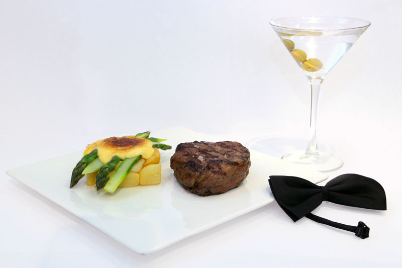 Homenaje a James Bond en Bristol Bar