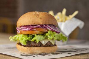 SteakBurger (Hamburguesa)