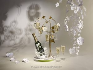 The Enchanting Tree by Tord Boontje for PerrierJouët